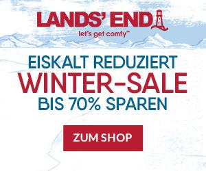 Extra Rabatte Lands' End